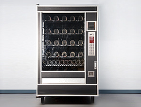 vending machine mobile inventory control