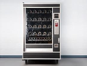vending machine mobile inventory control