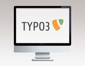 Our favorite Content Management System: TYPO3