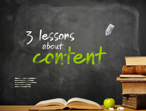 3 Lessons Your College Professor Secretly Taught You About Creating Content