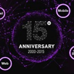 momencio brings our 15th Anniversary Party to life