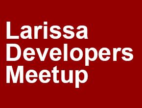 1st Larissa Dev Meetup