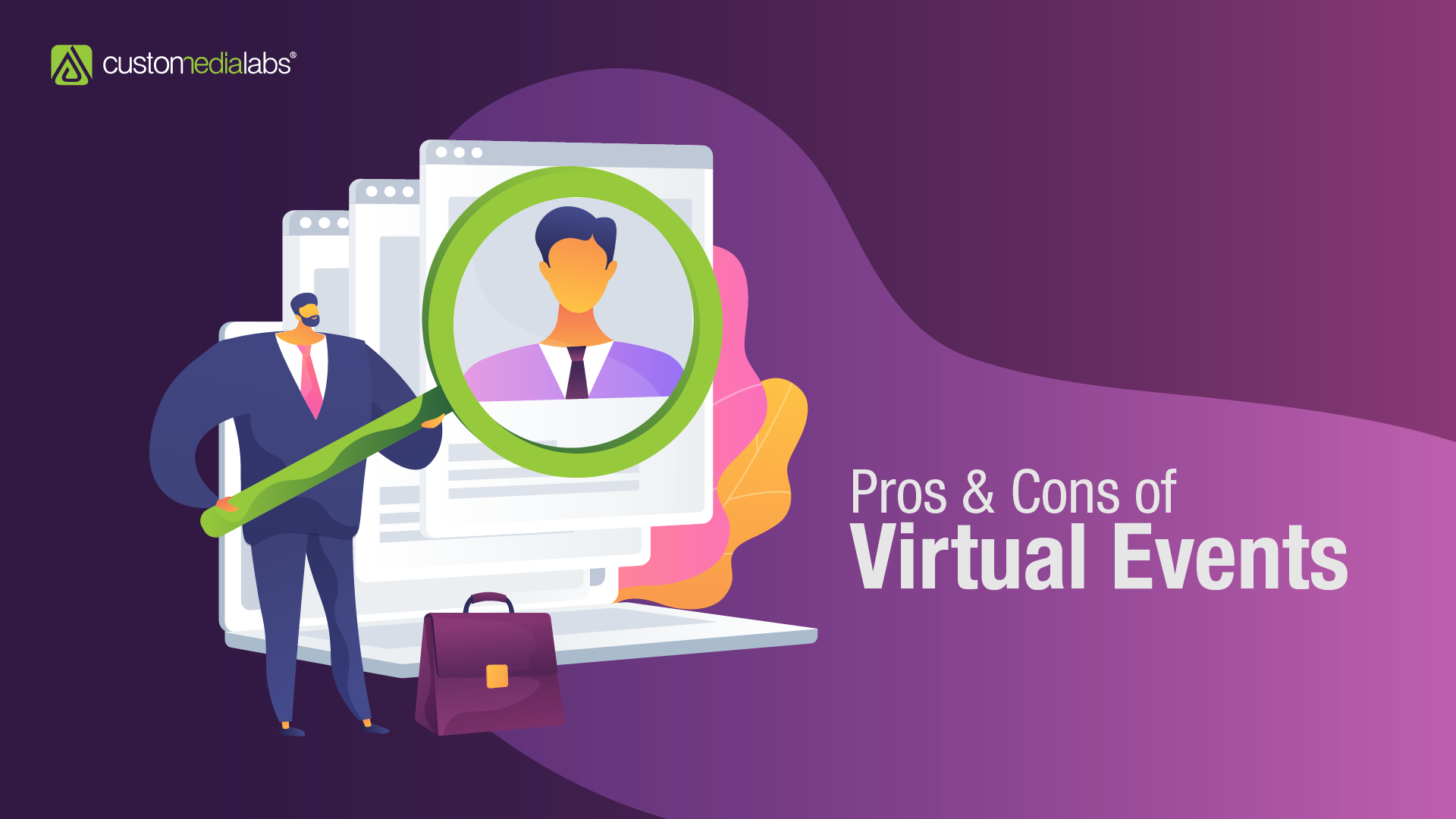 Virtual events: Pros and Cons