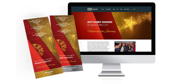 Gabby Awards Branding