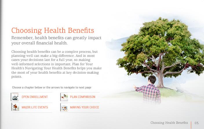 Choosing Health Benefits