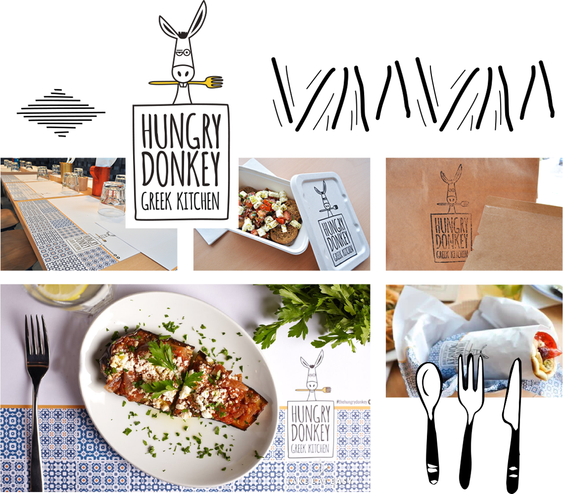 Hungry Donkey Brand